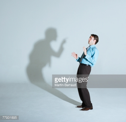 Fighting Fear Getty Images